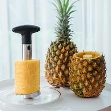 Cutter Pineapple Peeler 20 Slicer Corer Kitchen-Tool Fruit Easy Stainless-Steel N17 New