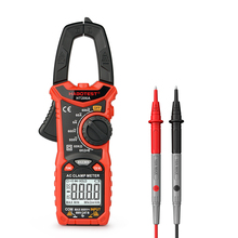 Clamp-Meter HABOTEST Electrician Current-Clamp Manual-Range-Tester HT206A