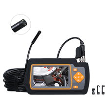 Hose Camera Industrial-Endoscopes Borescope-Inspection with Ips-Screen 10M/32.8FT 1080P