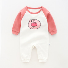 Baby Rompers Long Sleeve Jumpsuit Pajamas Clothes