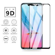 все цены на 9D Full Curved Screen Film New for huawei nova 3 3i Protective Glass For huawei Y5 Y6 2018 2019 Smart Z screen Protective Film онлайн