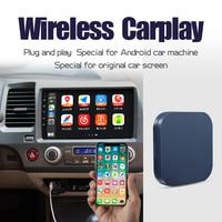 JIUYIN IOS adattatore Carplay Wireless Android Auto Smart Link USB per Auto lettore di navigazione Android interfaccia telefono IOS