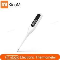 Oryginalny Xiaomi Miaomiaoce cyfrowy termometr medyczny dla dzieci dorośli usta temperatura pod pachami wykrywanie kliniczne bezpieczne