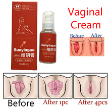 Shrink Vaginal Tightening Lubricant Orgasmic Gel Sex Drops W