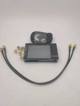 Wektor sieciowy analizator elementy wyposażenia domu NanoVNA 50 KHz-300 MHz przenośny ekran dotykowy tanie i dobre opinie ONEVAN