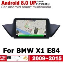 цена на For BMW X1 E84 2009 2010 2011 2012 2013 2014 2015 Android 7.0 up IPS car dvd player original Style Autoradio GPS navigation