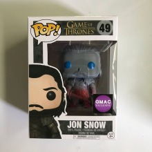 figures toys Game Of Thrones Grey Wind 53 # 49#Tormund Jon Snow action Figure Collectible Model movie kids figura game of thrones jon snow character model toy limited collection doll vinyl action figures collectible