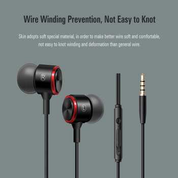 E3 Metal Magnetic Sport Headset Running Earphone In-Ear Earbuds Clarity Stereo Sound With Mic Headset For Iphone xiaomi samsung