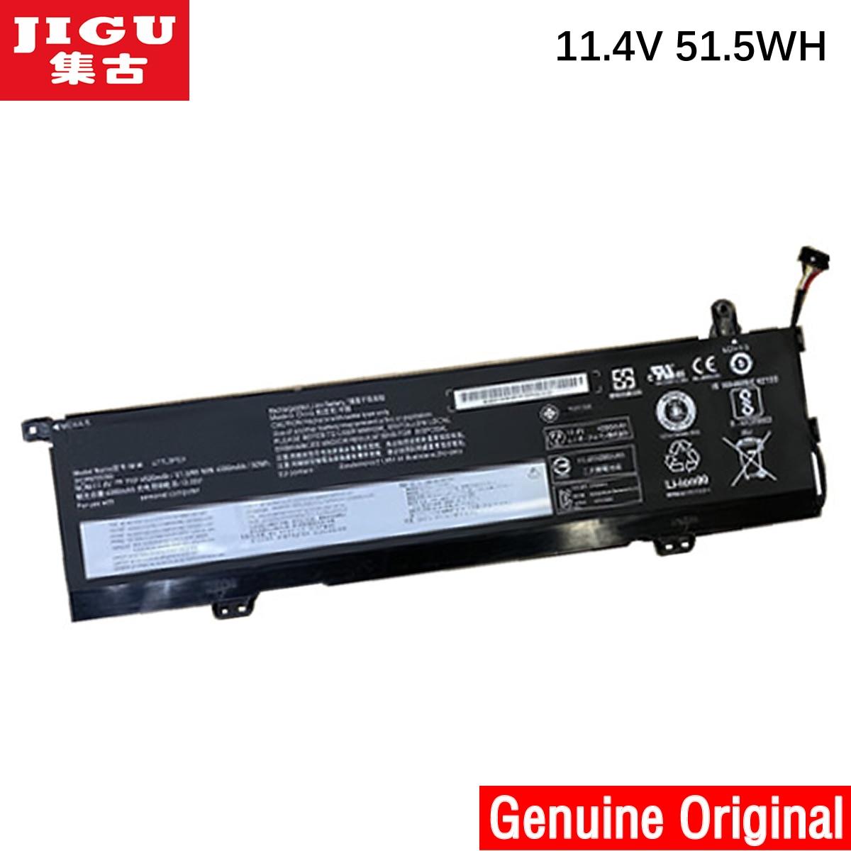 Оригинальный аккумулятор JIGU L17L3PE0 L17L3PEO для ноутбука LENOVO для Yoga 730-15IKB для Yoga 730-15IWL для Yoga 730-15IWL-81JS0022GE