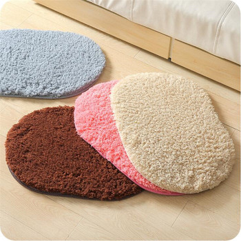 Creative Absorbent Soft Bath mat memory carpet rugs toilet  bathtub Room living room door stairs bathroom foot floor mats