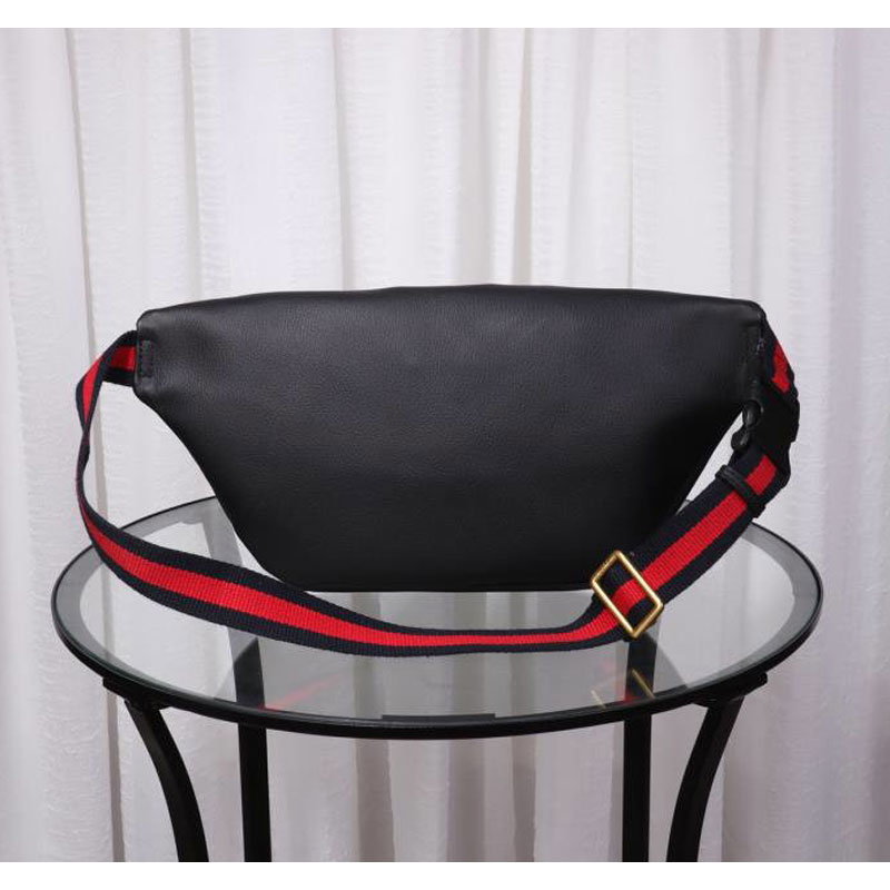 Fashion Ladies Waist Bag Ladies Round Luxury Brand Belt Leather Chest Bag New Fashion High Quality Pockets Belt Chest Package