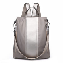 Multifunction Backpack Women Oxford Waterproof Bagpack Female Small Backpak Teenager Girls Bookbag Mochila Antirrobo Sac a Dos