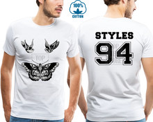 Harry Styles Tattoo Inspired T Shirt 1D One Direction Men'S Size S To 4Xl 025162(China)