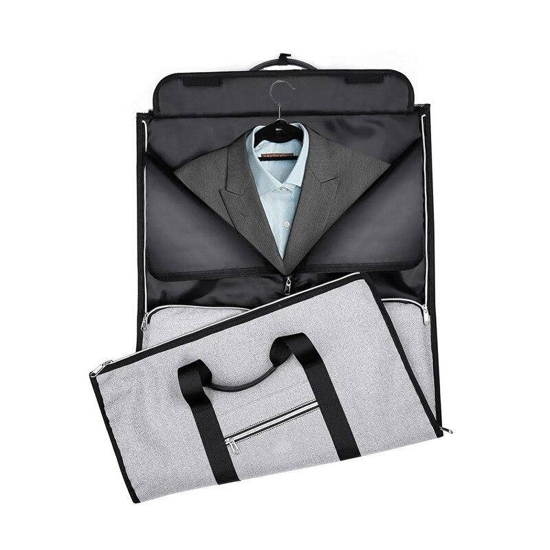 MoneRffi Dropshipping Waterproof Travel Suit Duffle Bag Trip Handbag Luggage Bags Business Large Portable Storage Shoulder Bag