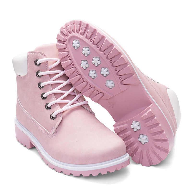 Mode Frauen Stiefel Weibliche Winter Schuhe Frauen Schnee Stiefel Weibliche Winter Stiefel Frauen Stiefeletten Bota Frauen Booties Botas Mujer