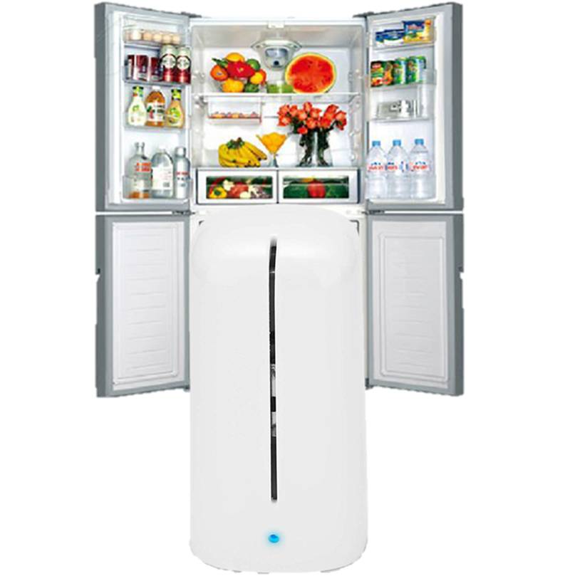 Ozone Air Purifier Cleaner Fridge Food Fruit Vegetables  Freshener Shoe Wardrobe Car O3 Ionizer Disinfect Sterilizer Fresh