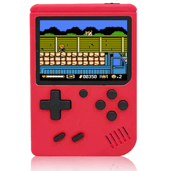 Video Game Consoles Handheld Game Player  Portable 3 Inch 400 Retro Games In 1 Classic 8 Bit LCD Color Screen for Boys Gifts 1