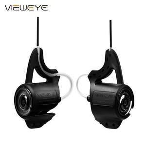 Image 4 - Vieweye 8 ir赤外線ランプ1000TVL 3.5インチカラー画面水中アイスビデオ釣りカメラキット視覚ビデオ魚ファインダーfishcam