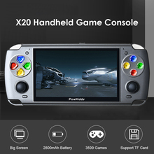 Game-Player Pocket-Game-Console Video-Games Handheld Retro Powkiddy X20 Classic Portable