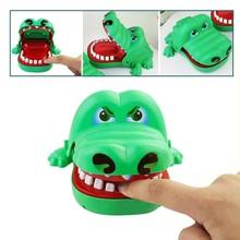Jogo de tabuleiro boca dentista mordida dedo brinquedo puxando dentes de crocodilo jogos brinquedos crianças brinquedo engraçado para crianças mordendo dedo jogo