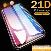 Vetro temperato per Xiaomi Redmi Note 6 7 8 9 9S Pro Max K40 pellicola salvaschermo per Xiaomi Redmi 9A 9C 9 T 8T 8A 7A 6A 10X 9 T 21D