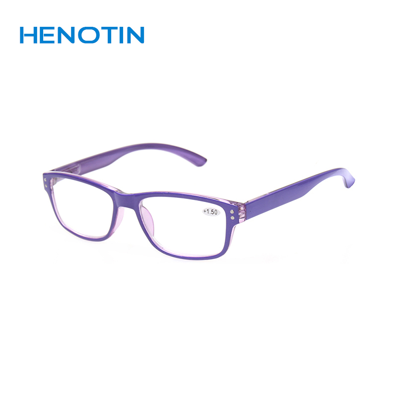 New Fashion Dutch Customs Presbyopia Glasses Spring Reading Glasses Plastic Comfort for Men and Women Eyewears for Reading