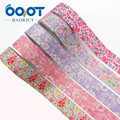 OOOT BAORJCT термопечать лент, 25 мм, 10 ярдов, весенние цветы, грелки, банты, аксессуары для поделок