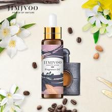 Schwarz Opium Duft Öl 10ML Parfüm Öl Diffusor Ätherisches Öl Coconut Vanilla Weiß Moschus Jadore Engel Erdbeere Mango Öl