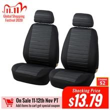 AUTOYOUTH housses de siège pour véhicule, couvre siège universel, Compatible avec Airbag, pour la plupart des véhicules SUV, accessoires dautomobiliste, pour Toyota 3 couleurs