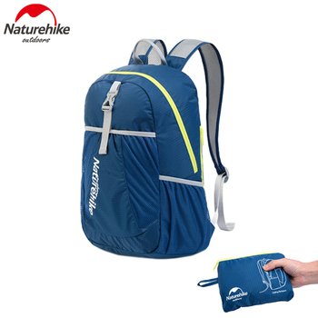 Складной рюкзак (Naturehike/22 л/30х40х18 см/3 цвета) + чехол