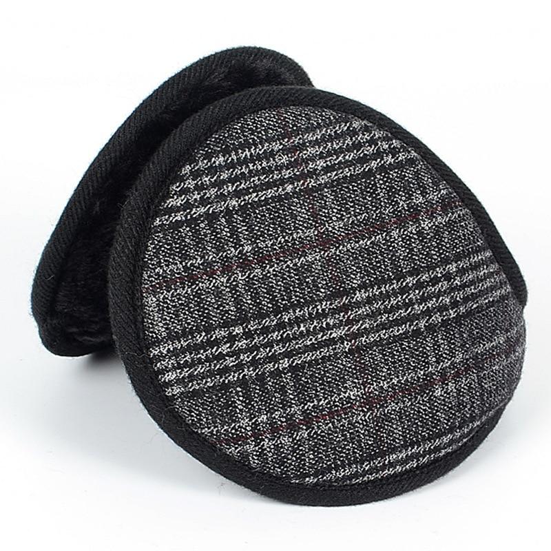 Earwarmers Ear Muffs Earlap Warm Winter Unisex Women Wrmer Earmuff Plush Cloth Ear Muffs Cover Winter Accessories
