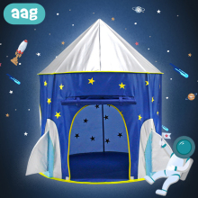 AAG Children's Tent for Kids Teepee Cabin Baby Play Tent House Game Tents Lodge Wigwam Indoor Outdoor Child Princess Castle Hut