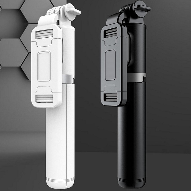 FGCLSY عصا سيلفي بلوتوث 101 سنتيمتر ، حامل ثلاثي القوائم قابل للطي ، حامل أحادي قابل للتمدد مع مصراع عن بعد ، للهواتف الذكية ، وكاميرا الحركة