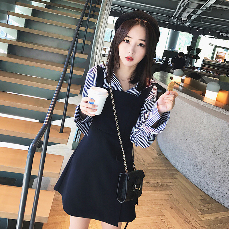 High Cold Royal Sister Wind Goddess Online Celebrity Short-height Early Autumn Outfit Western Style European Goods Fashion Casua