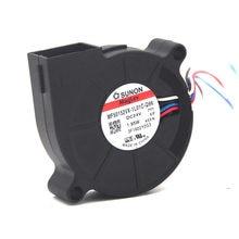 5015 ventilador novo MF50152VX-1L01C-Q99 MF50152VX-1L01C-s99 dc 24v 1.95w pwm 6000rpm 4.8cfm, para impressora 3d