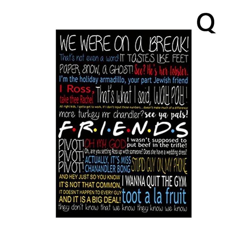 Вдохновляющий постер на английском языке, картина, мотивационный плакат, школьная офисная классная комната, для стен, картины для школьников, школьниц - Цвет: Q
