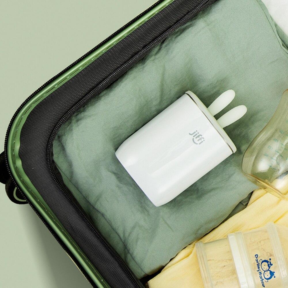 materno rapido controle temperatura aquecedor universal garrafas de bebe viagens 05