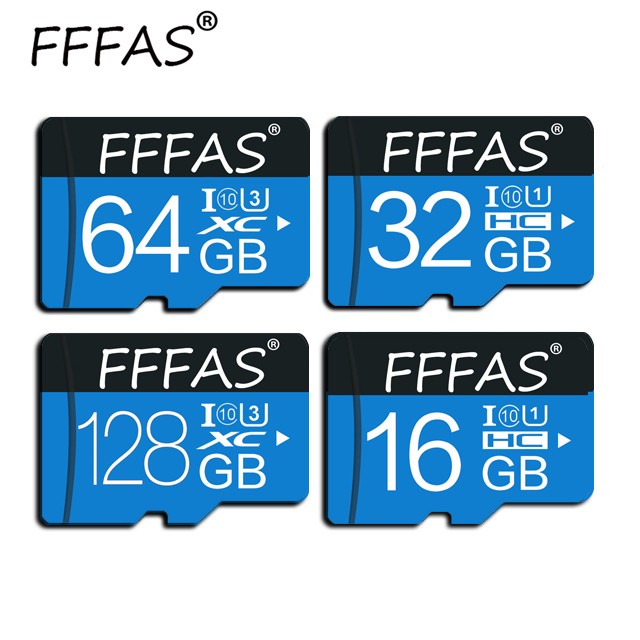 <font><b>Micro</b></font> <font><b>SD</b></font> Card <font><b>32GB</b></font> <font><b>Class10</b></font> 8GB/16GB/64GB/128GB UHS-1 Flash Memory Card TF Card 32 GB For Smartphone Laptop Camera image