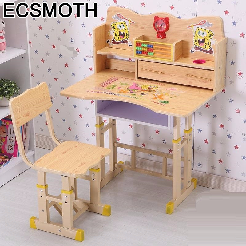 Scrivania De Estudio Tavolino Bambini Child Children Cocuk Masasi Adjustable Bureau Enfant Mesa Infantil Study Table For Kids