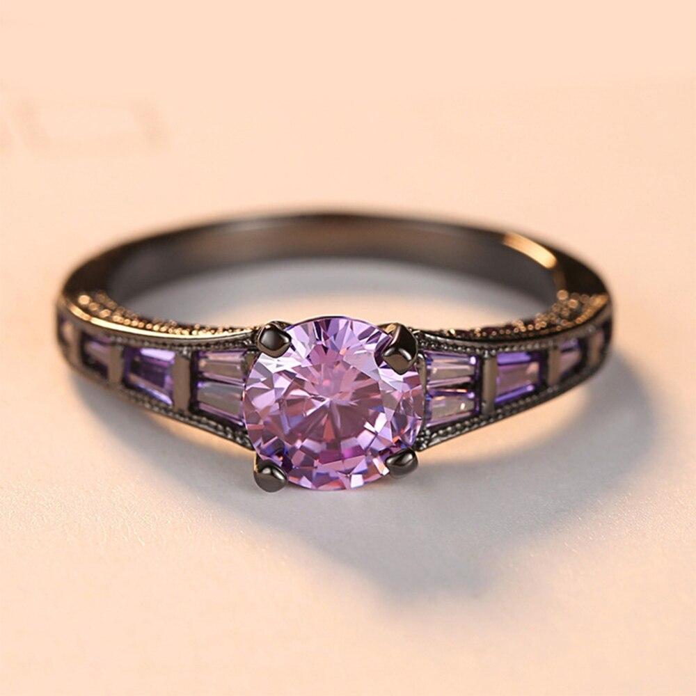 Rose Gold Rings for Women