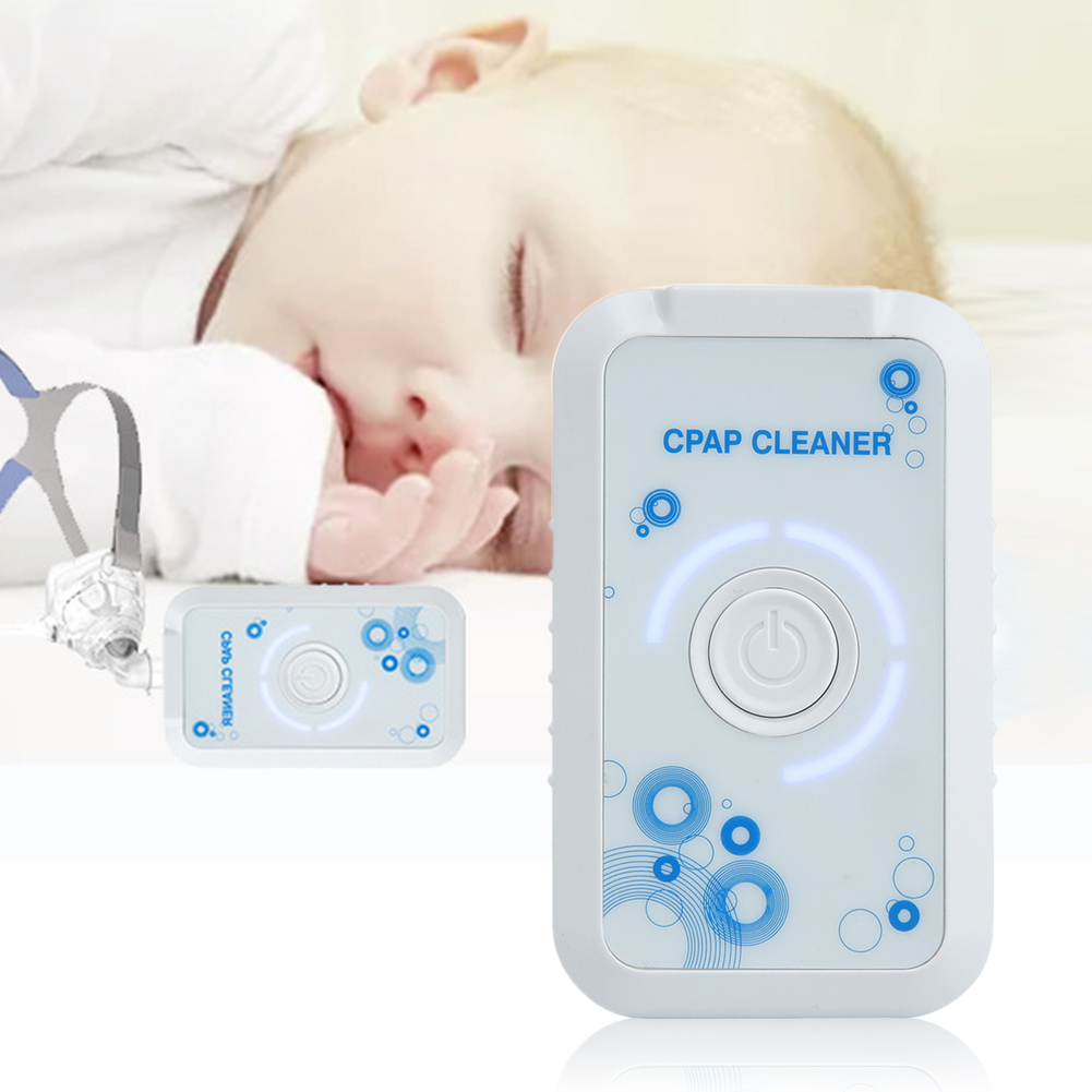 USB Charging Anti Snoring Ventilator Ozone Disinfector Air Clean Machine CPAP Sterilizer Respirator Sleep Apnea Purifier Home