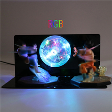Anime Figure Collectible-Dbz Goku-Vegeta Baby Kids Toys Children for 3d-Lamp