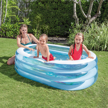 Intex Swimming Pool Inflatable Play Pool Domestic Bath Pool Indoor Thickened Children's Ocean Ball Toy Pool