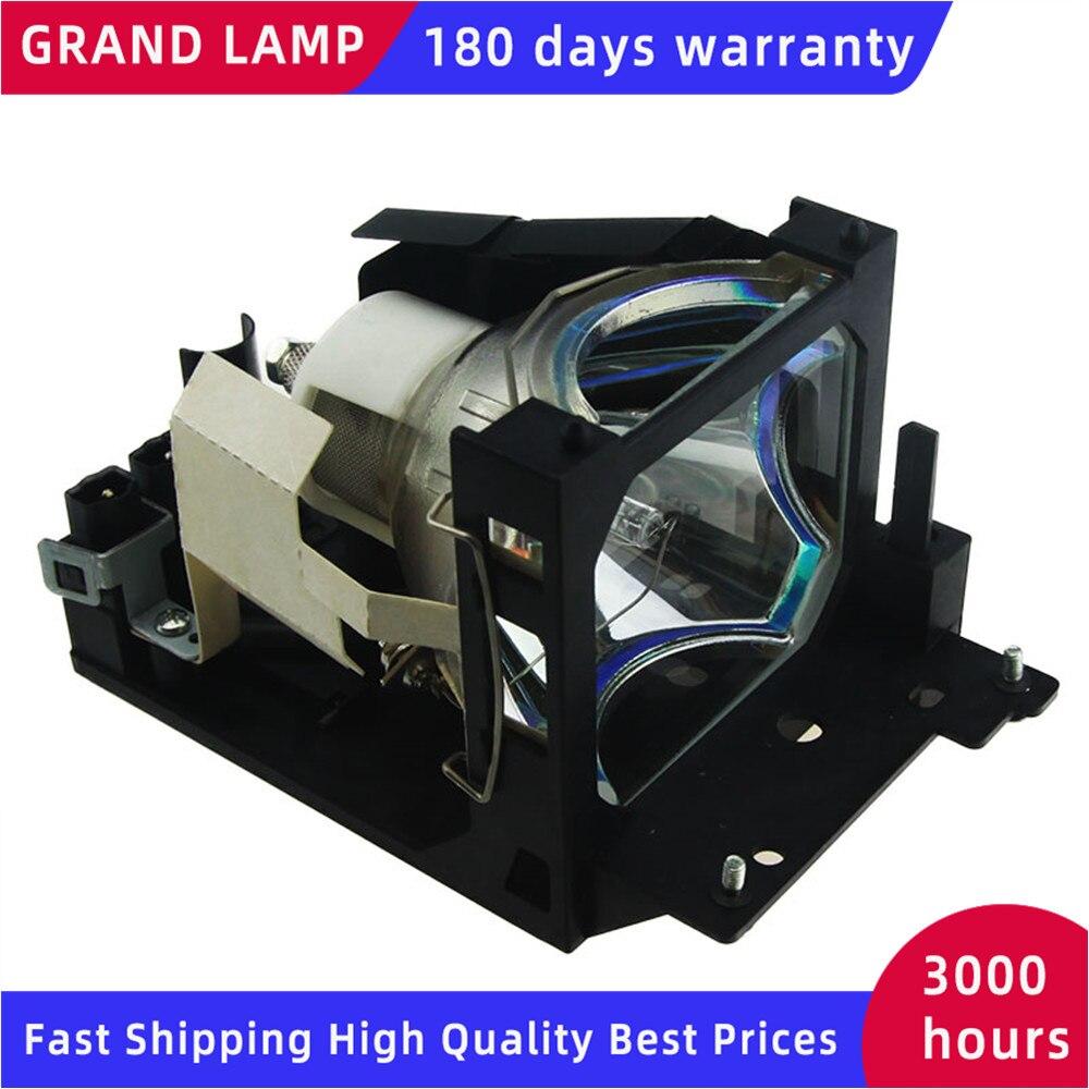 DT00471 lampada Compatibile con alloggiamento per HITACHI CP-CP-S420WA CP-X430 CP-X430W CP-X430WA/MCX2500 Proiettori GRAN LAMPADA