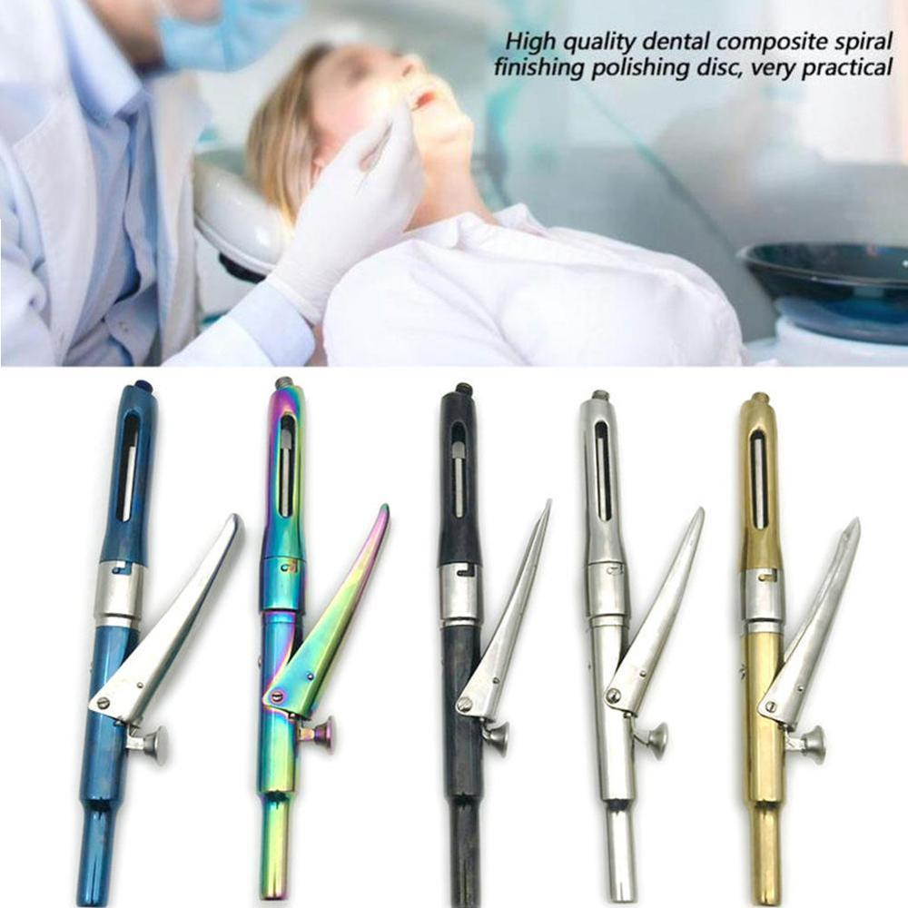 Dental Stainless Steel Intraligamental-syringe-pen-style-aspirating-dental-instruments-1-8ml Dentist Surgical Instruments