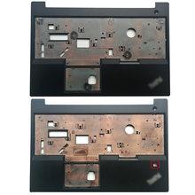 Novo original para lenovo thinkpad e580 e585 portátil palmrest caso superior 01lw419 01lw421
