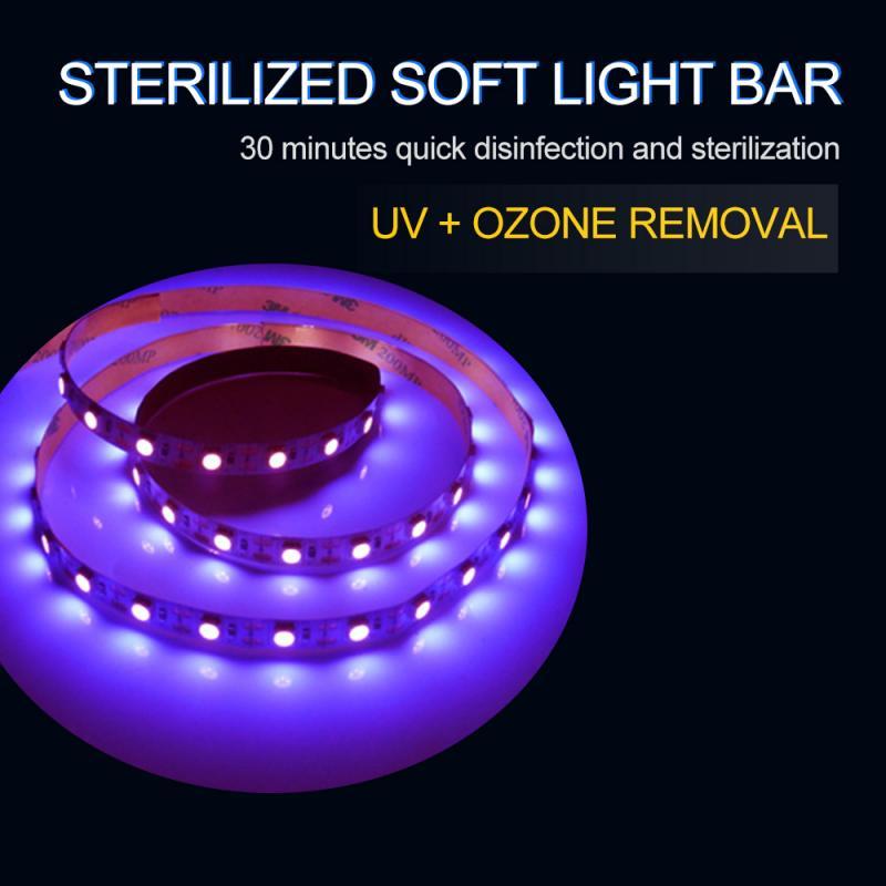 Portable UVC Light Bar UV Disinfection Light Germicidal Lamp Ultraviolet Sterilizer Bactericidal Lamp For Home Hospital