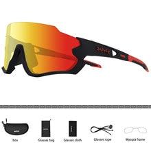 Kapvoe Polarized Cycling Sunglasses Man Women Sport MTB Bike Bicycle Cycling Glasses Fishing Riding Eyewear Gafas Ciclismo
