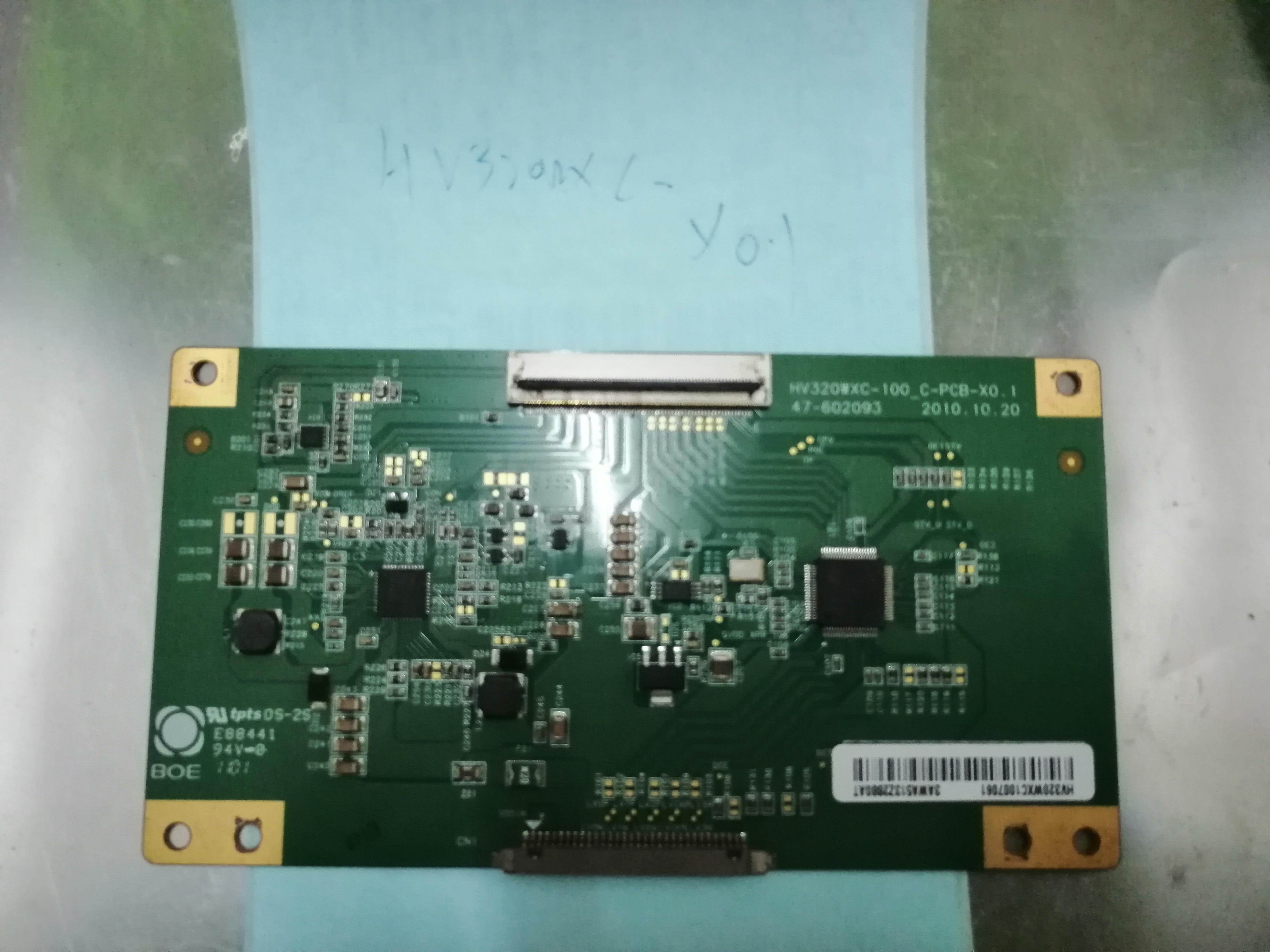 HV320WXC-100_C-PCB-X0.1 لوحة المنطق الاتصال مع لوحة توصيل T-CON