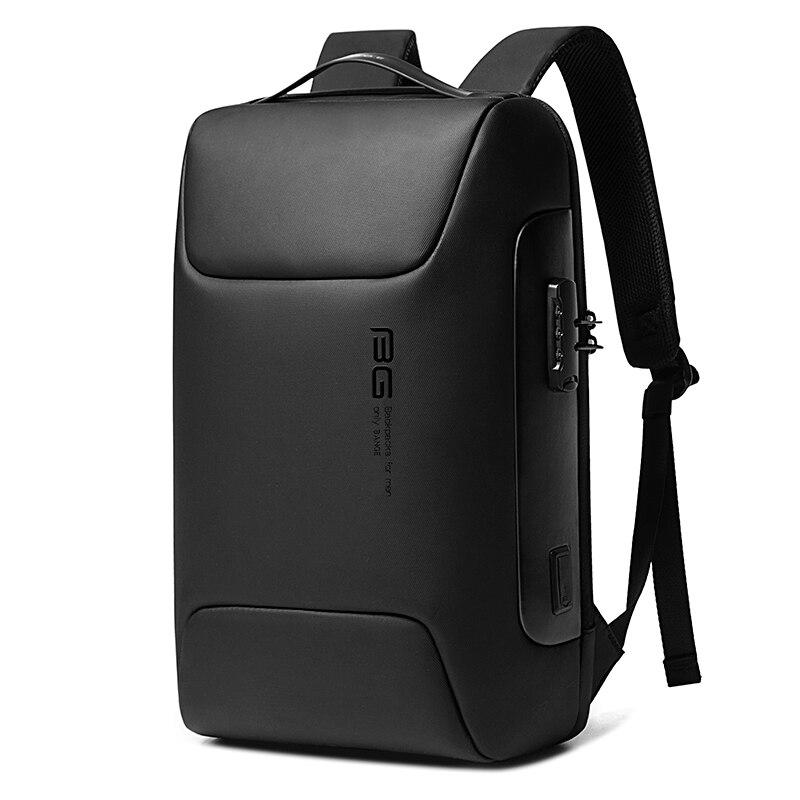 Мужской рюкзак с защитой от кражи, водонепроницаемый рюкзак для ноутбука 15,6 дюймов, повседневный деловой рюкзак, школьный рюкзак для мужчин, 2020|Рюкзаки|   | АлиЭкспресс
